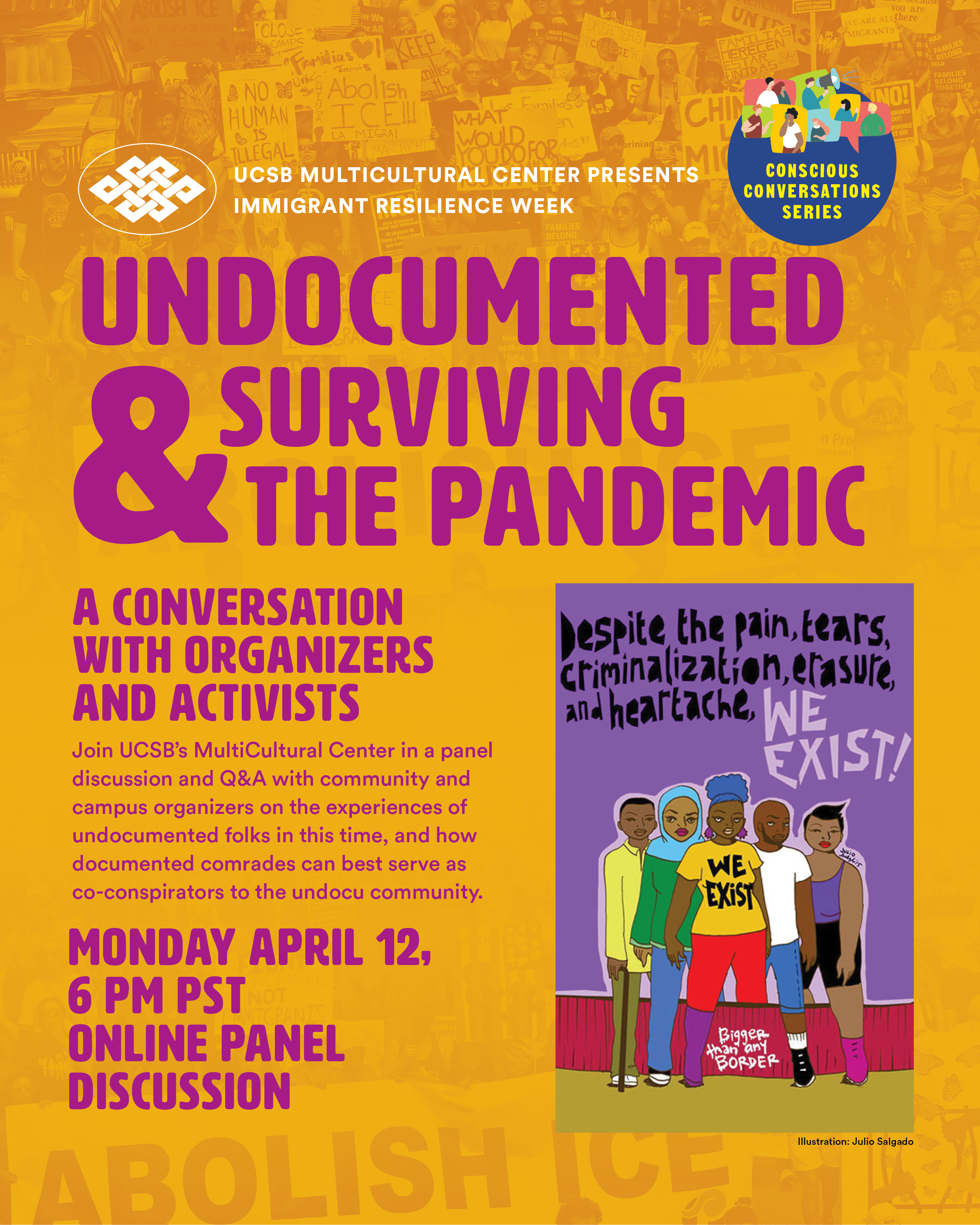 Undocumented & Surviving the Pandemic